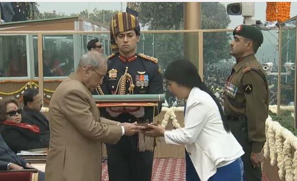 India Tv - Ashok Chakra (Posthumous) for Havildar Hangpan Dada