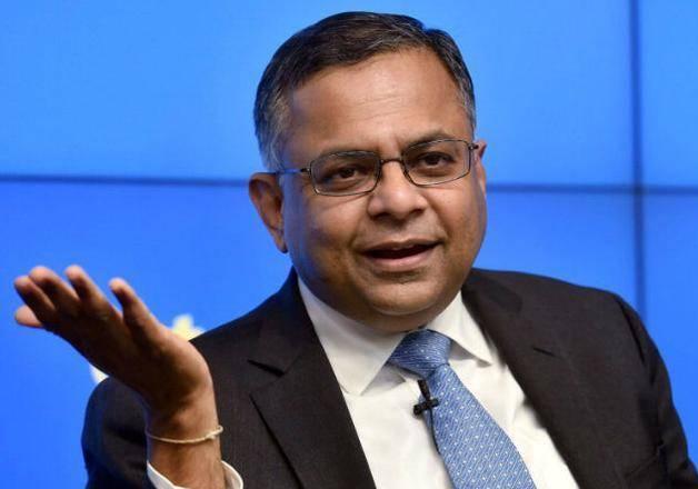 Tata Sons chairman N Chandrasekaran