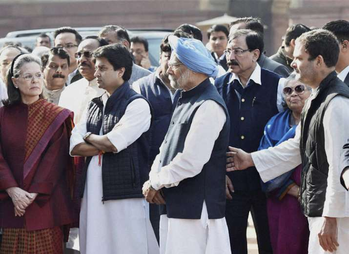 Election Commission orders Congress to hold internal