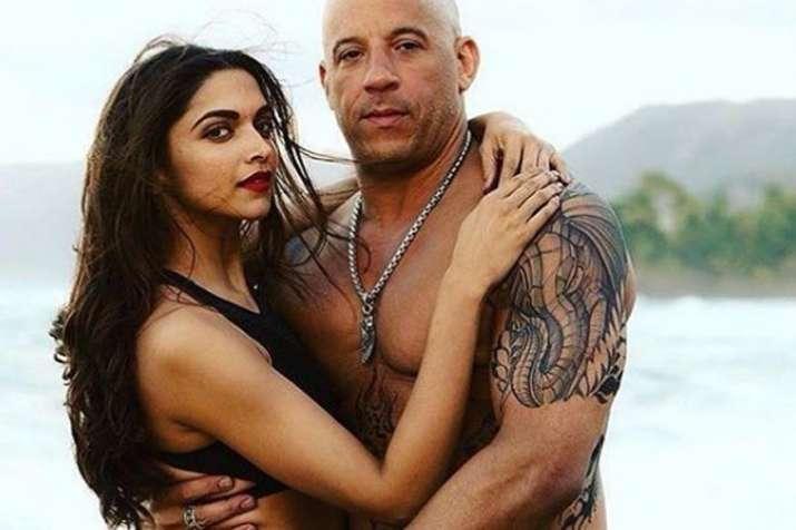 Deepika Padukone, Vin Diesel- India Tv