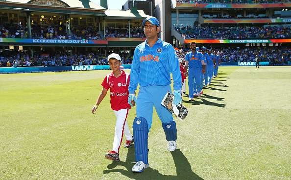 BCCI's special tribute to 'Captain MS Dhoni' is a