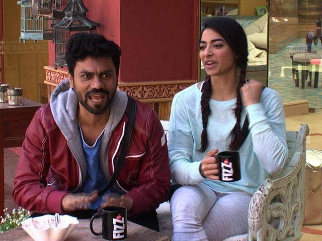 Gaurav, Bani- India TV