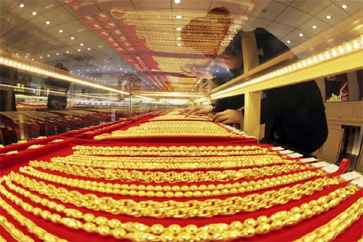 I-T lens on jewellers for sale of 4 tonnes of gold in two