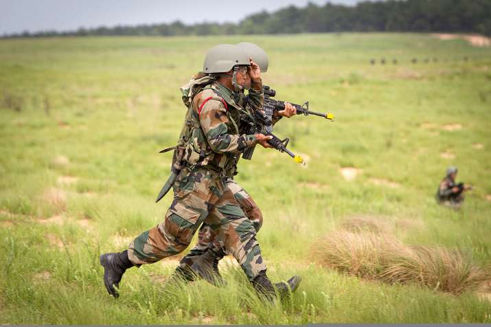 India and Pakistan exchange fire in J&K's Poonch district