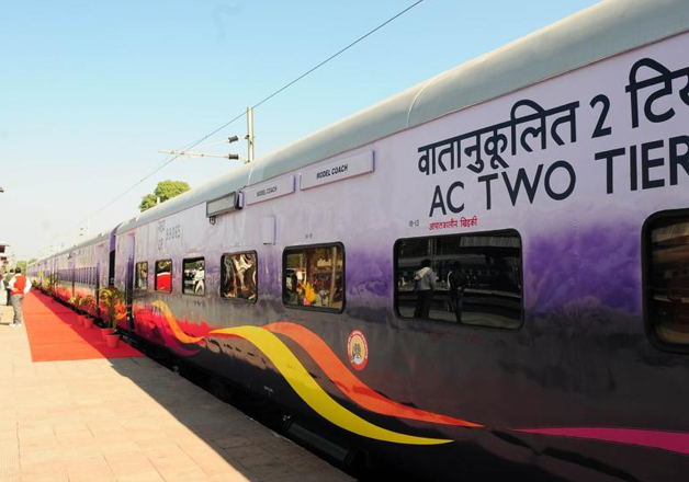 IRCTC to launch first pilgrim train for Northeast next