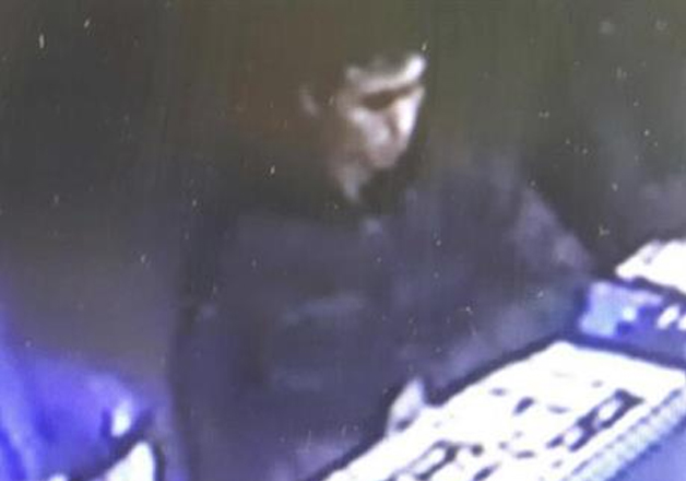 Image taken from CCTV provided by Haberturk Newspaper