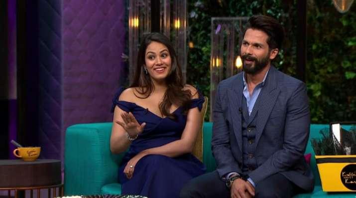 India Tv - Mira, Shahid- India Tv