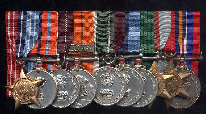 Soldiers forced to buy 'replicas' of medals as Army delays in delivering  originals: Report | India News – India TV