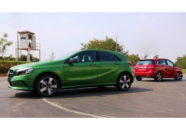 Mercedes-Benz India launches A and B Class Night Edition