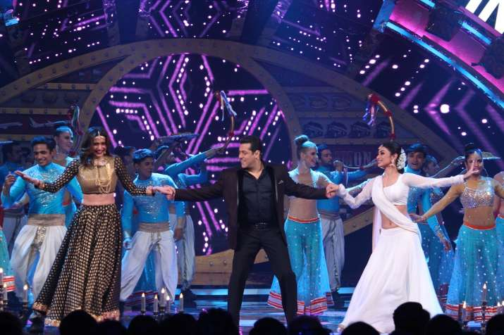 India Tv - Picture from Bigg Boss 10 grand finale