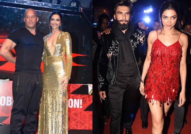 Vin, Deepika, Ranveer- India Tv
