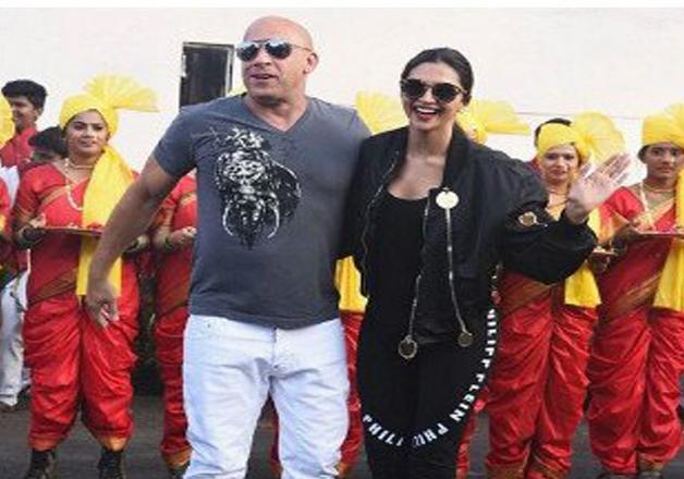 India Tv - Vin Diesel, Deepika Padukone- India Tv