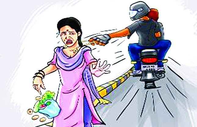 Chain snatcher gets married under police watch