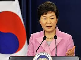 Impeached South Korean President Park