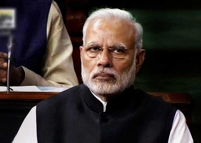 File photo of PM Modi