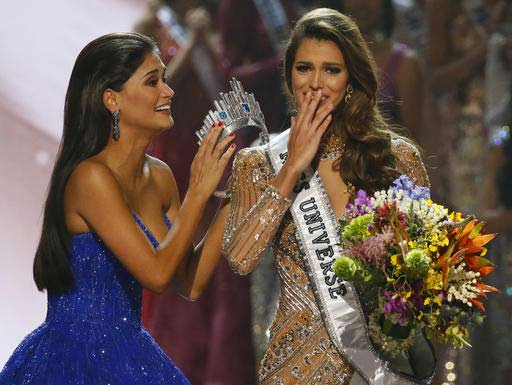 India Tv - Miss France crowned as MIss Universe