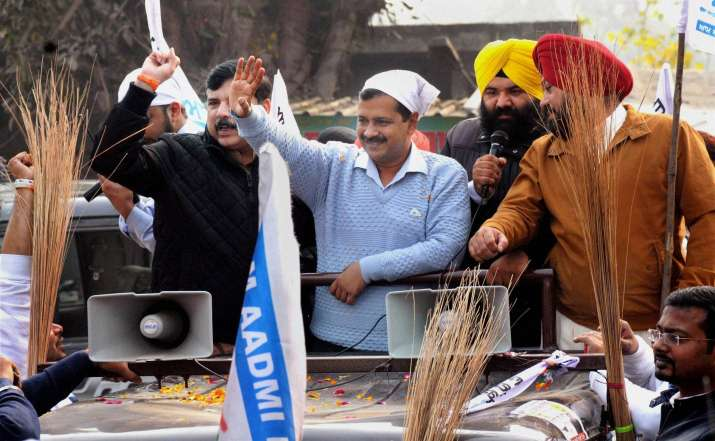 AAP will actively campaign against BJP in UP polls