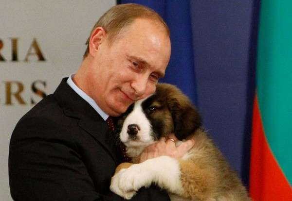 hese pets were exchanged between world leaders for a