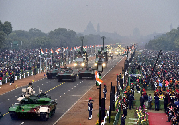 From NSG commandos to Tejas fighters, India showcases