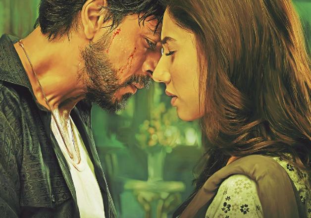 Shah Rukh Khan, Mahira Khan- India Tv