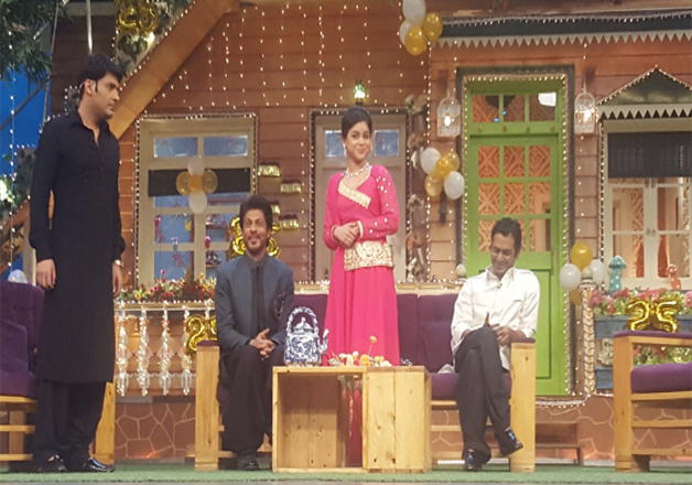 India Tv - The Kapil Sharma Show- India Tv