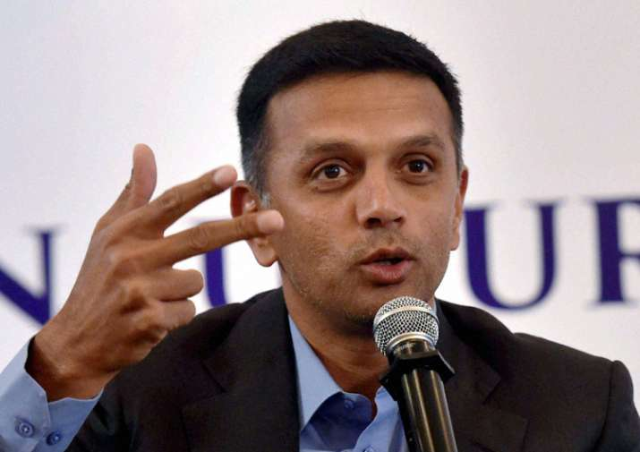 Rahul Dravid turns down honorary doctorate degree from