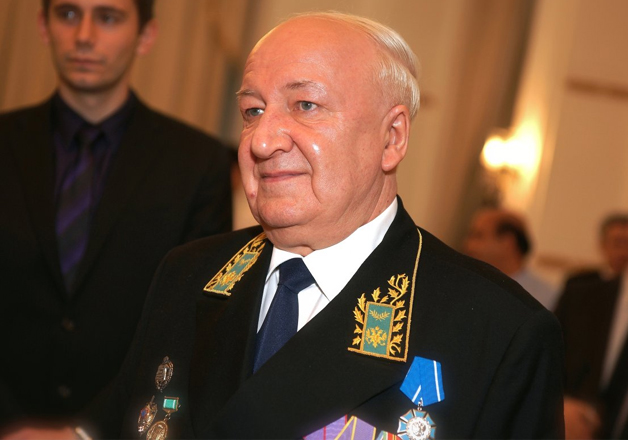 File pic - Russian envoy to India Alexander M Kadakin