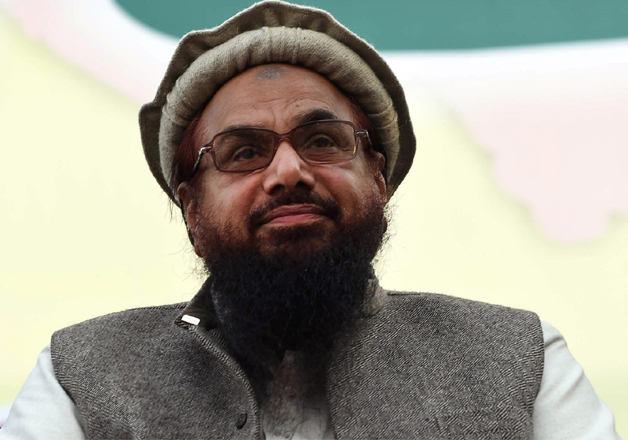 India's most wanted terrorist Hafiz Saeed placed under
