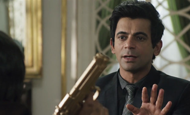 Trouble comes calling for Sunil Grover's 'Coffee With