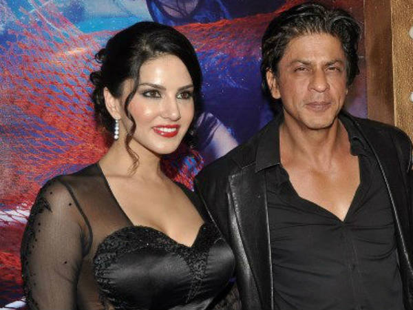 Sunny Leone, Shah Rukh Khan- India Tv