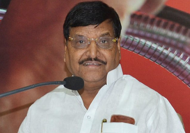 File pic of Shivpal Yadav