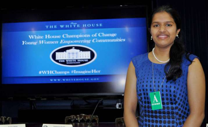 Michelle Obama selects 16-yera-old Indian-American girl for