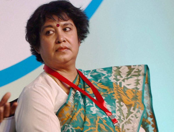 Taslima Nasreen said Uniform Civil Code is urgently needed