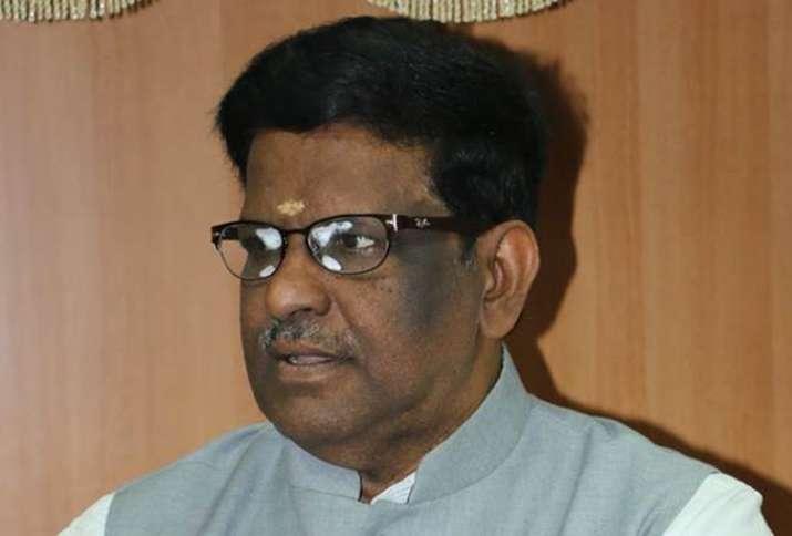 Meghalaya Governor V Shanmuganathan accused of molestation