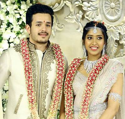 India Tv - Akhil and Shriya