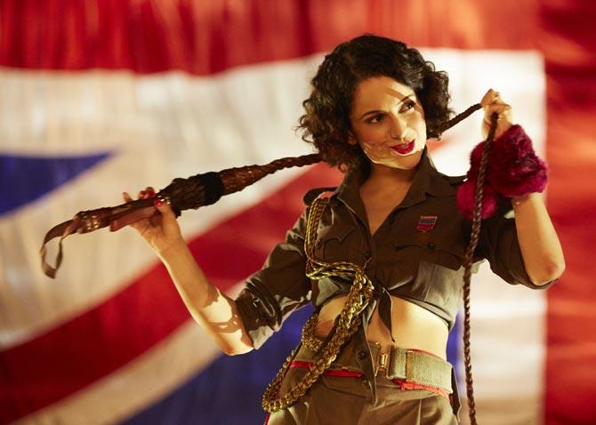 'Rangoon' a competition among Shahid, Saif, Kangana, says