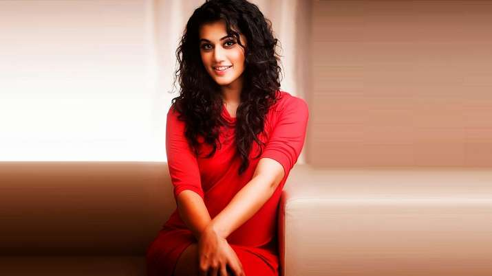 India Tv - Taapsee Pannu- India Tv