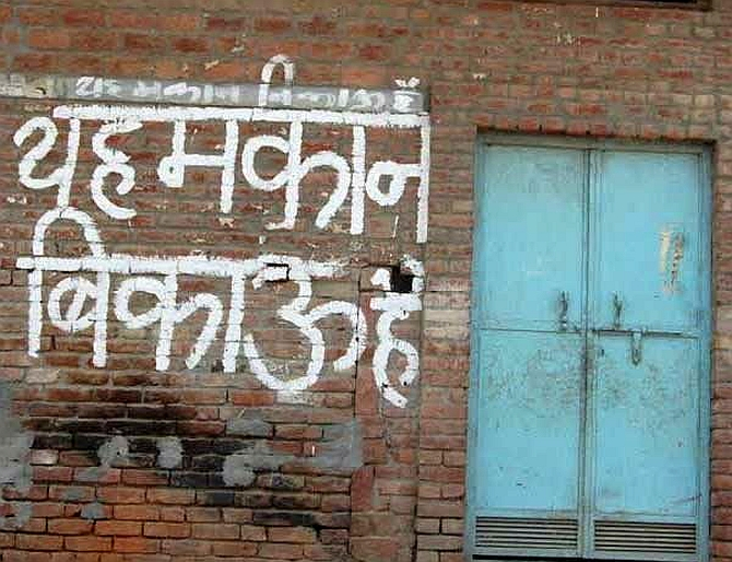 Alleged migration in Kairana is one of the biggest issues