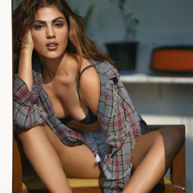 India Tv - Rhea Chakraborty