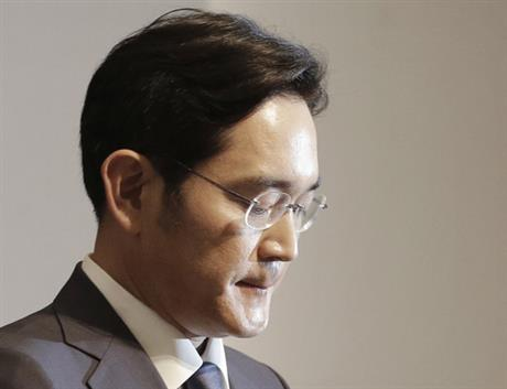 Samsung Electronics vice chairman Lee Jae-yong was arrested