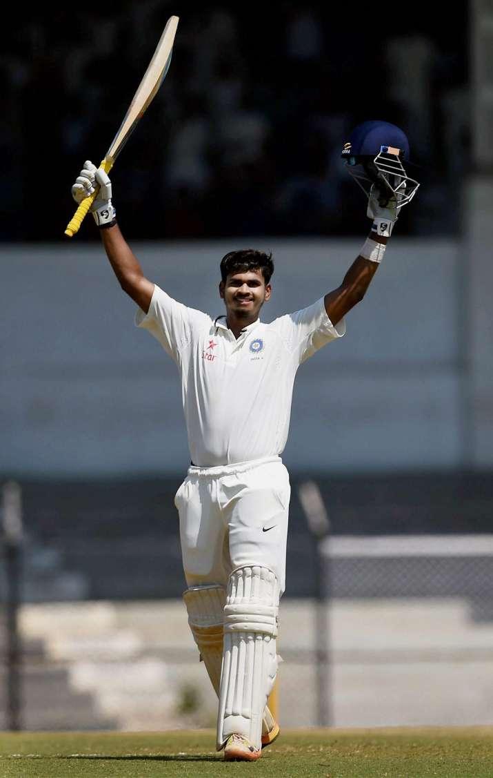 Shreyas Iyer hits career-best double ton