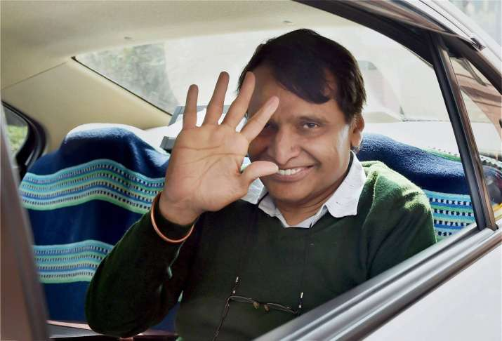 Suresh Prabhu's said India would share its experience to