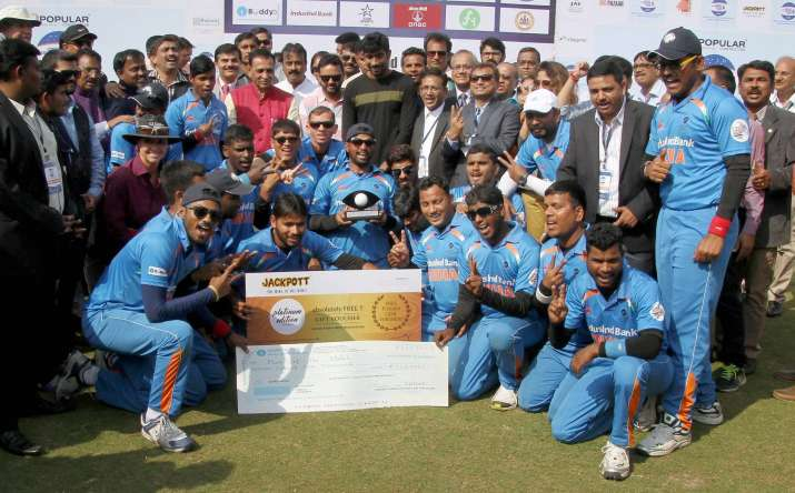 India defeat Pakistan by 9 wickets in T20 blind World Cup