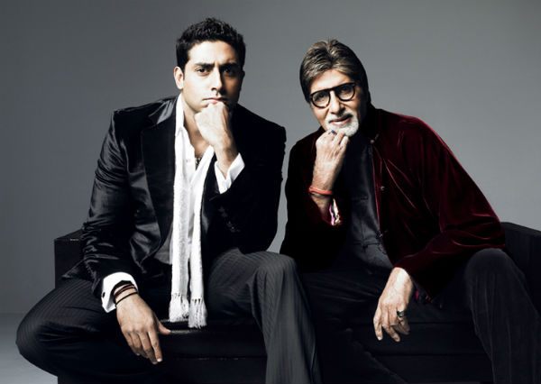 Big B has the sweetest birthday message for son Abhishek,