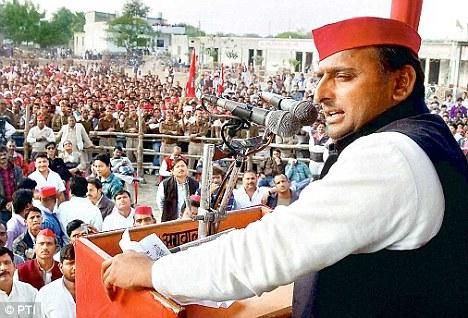 BJP master in copying, has copied manifesto of SP: Akhilesh