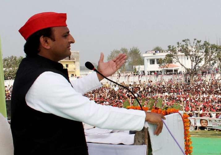 Akhilesh responds to Amit Shah's 'KASAB' barb