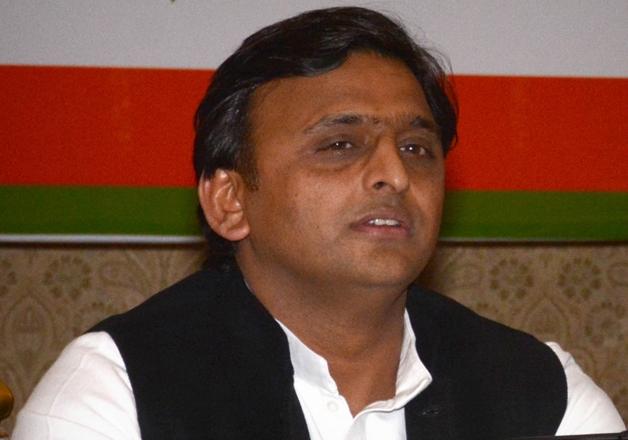 File pic of Uttar Pradesh CM Akhilesh Yadav