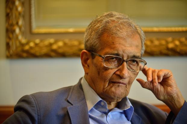 WB BJP president Dilip Ghosh questions Amartya Sen's