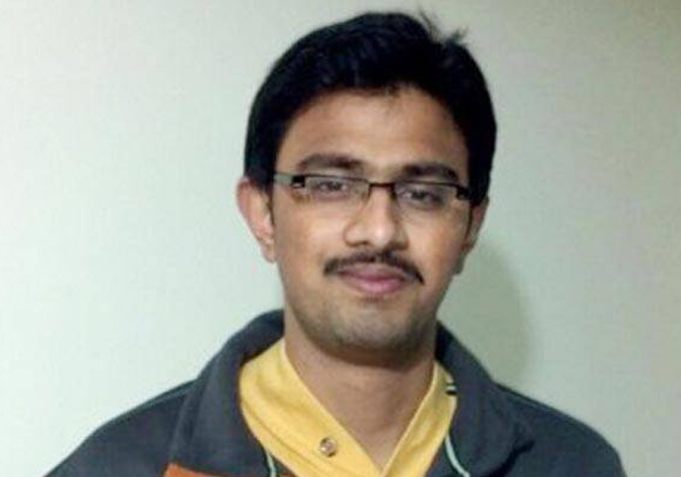 File pic - Indian-origin engineer Srinivas Kuchibhotla