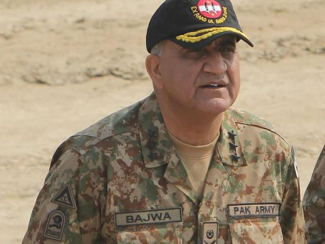 General Bajwa said Pakistan, Afghanistan will fight